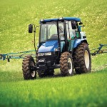 Tractor New Holland TL75E