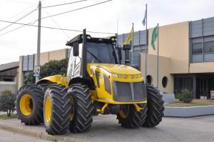 Tractor Pauny 710 Evo