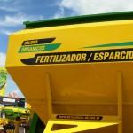 SR - Fertilizadora Multiple 11000 L - Tolva