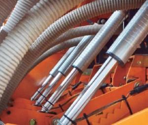 Actuador hidroneumatico Agrometal