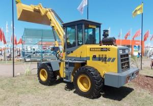 Pala cargadora Michigan TR55C, de Dowel SA