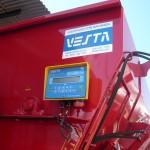 Balanza para mixer Vesta 3535