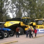New Holland en Fespal
