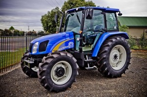 Tractor New Holland T5070