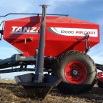 Carro tolva Tanzi 12000 Air Cart