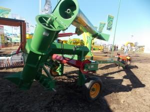 Extractor de granos Agrotec