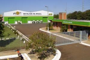 Metalfor planta Brasil