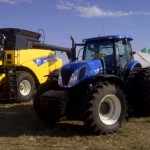New Holland en La Carlota