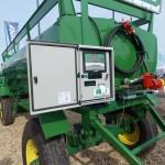 Sistema de control de combustible de Basculas Magris