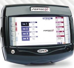 Computadora Fertec Agrix 2-0