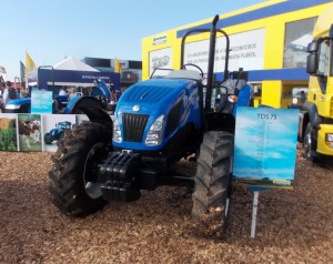 Tractor New Holland TD5-75