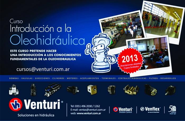 Venturi - E-Mail 2013-04 - Curso Oleohidraulica