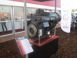 Deutz Motor Serie 914