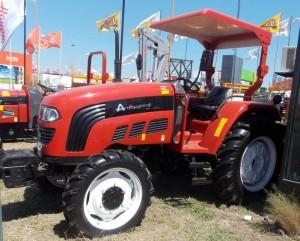 Tractor Hanomag 854 A Dowel