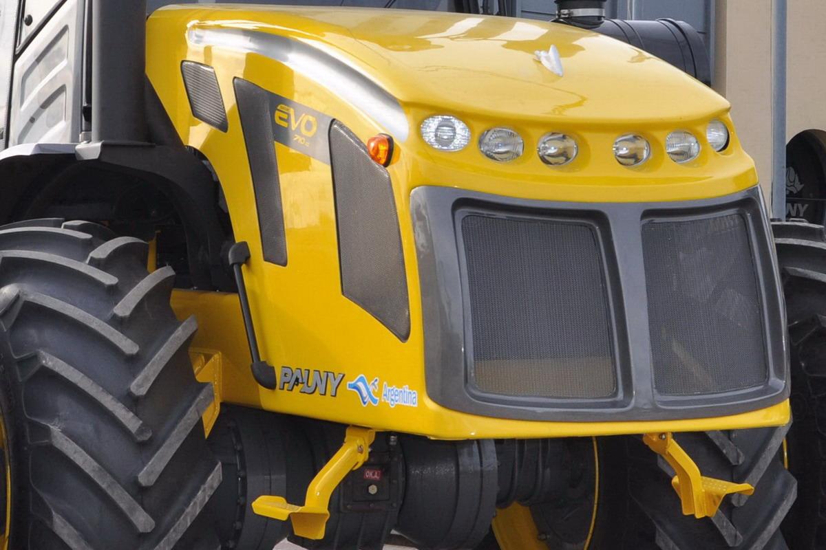 Tractor Pauny Evo 710-2