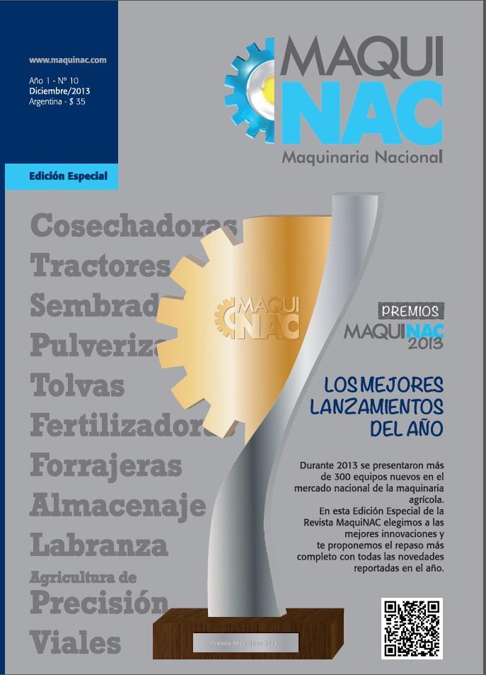 MaquiNAC - Tapa 10 - Premios