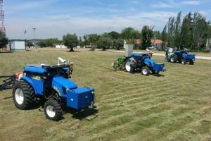 Tractores robóticos