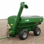 Tolva autodescargable GreenSystem TA1030-2