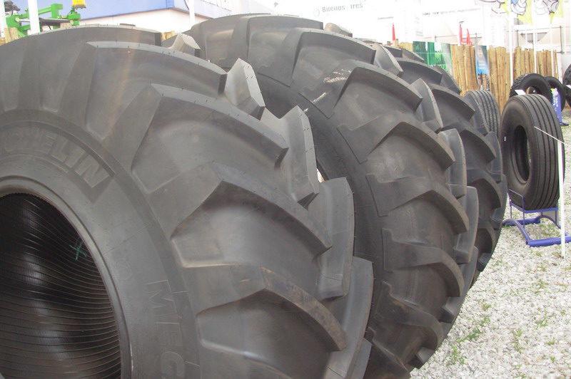 Neumaticos agricolas Michelin