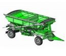 Tolva semillera Montecor 12.500 Lts