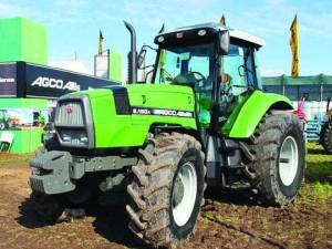 Tractor AGCO Allis 6150
