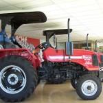 Tractor Apache Sonalika Solis 50 RX (2011)