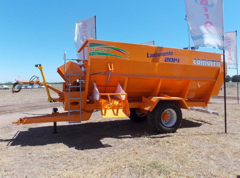 Mixer Comofra SF 8000