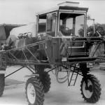 Prototipo de fertilizadora  Pla-Alltina