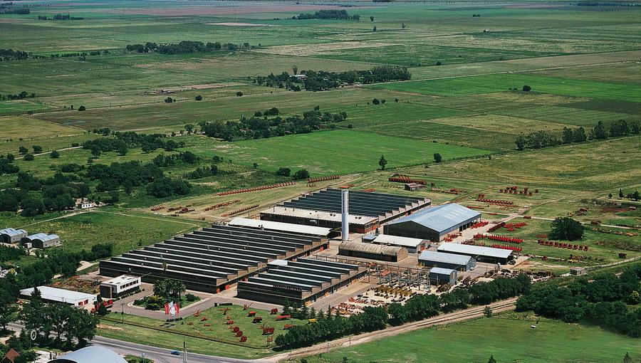 Planta industrial Mainero