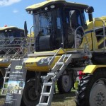 Pulverizadora Pla en Farm Progress Show