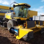 Segadora New Holland Speedrower SR-200