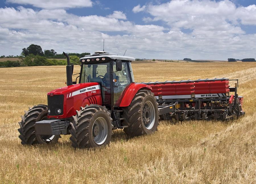 Tractor Massey Ferguson Mf