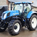 Tractor New Holland T7.165