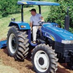Tractor New Holland TT3840F