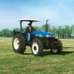 Tractor New Holland TT55