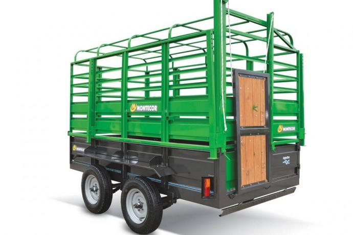 Acoplado vaquero Montecor MOD3500