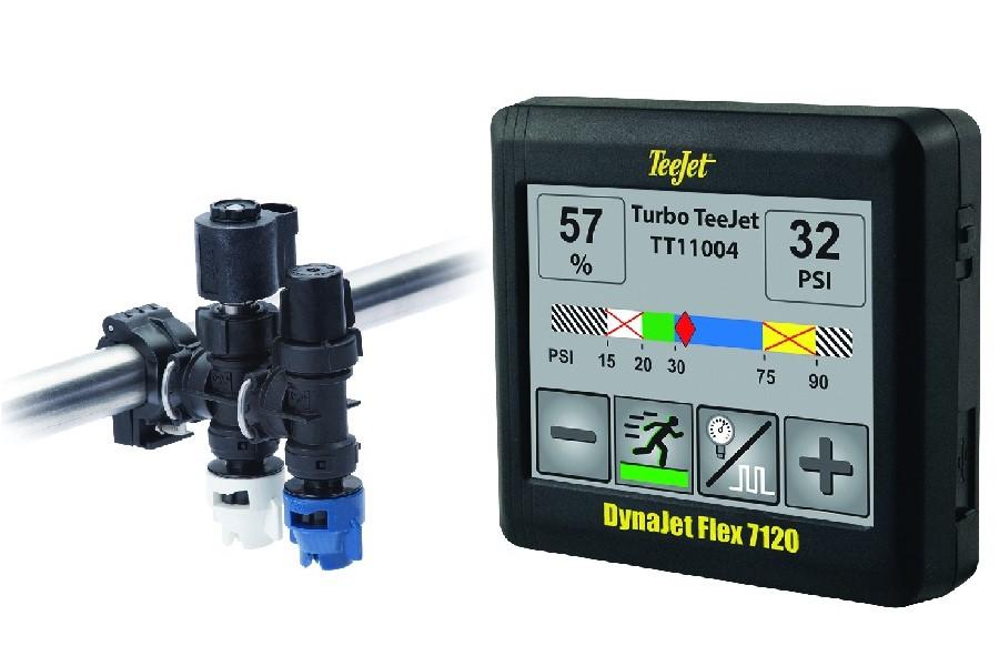 Sistema DynaJeet Flex 7120 TeeJet