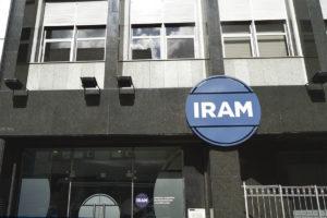 IRAM (Frente)