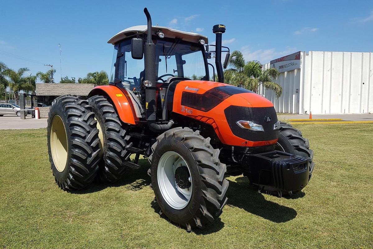 Tractor Hanomag TR145