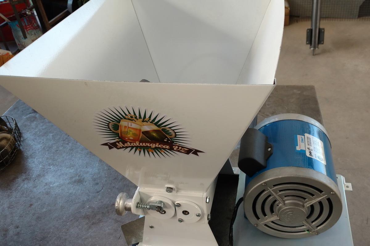 Molino cervecero VZ R45, de Metalúrgica VZ