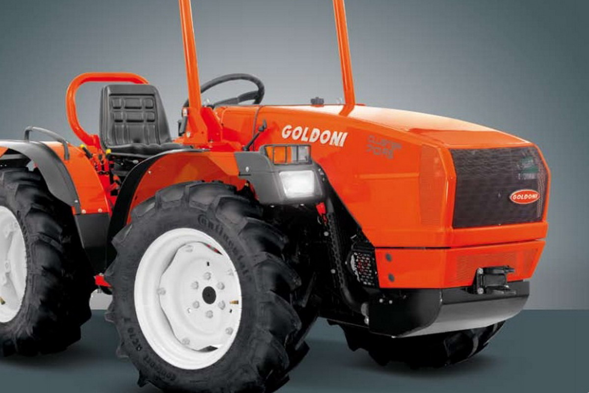tractor goldoni cluster 70