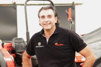 Maximiliano Donolo (Gerente comercial de Siembra Neumática)