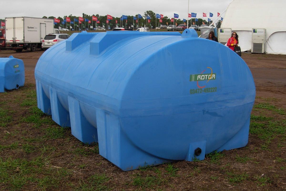 Tanques plasticos para agua horizontales