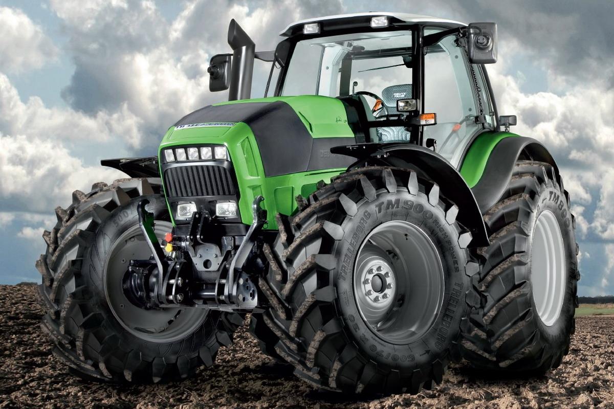tractor deutz-fahr agrotron l 720