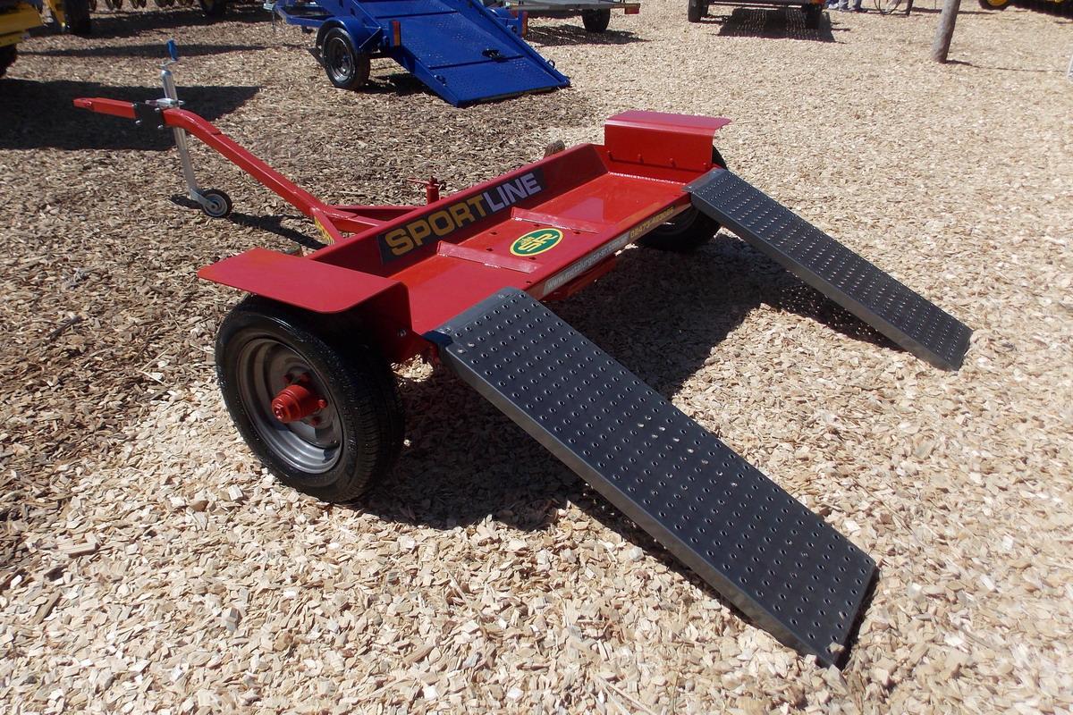 Trailer SR Sportline SR-1500