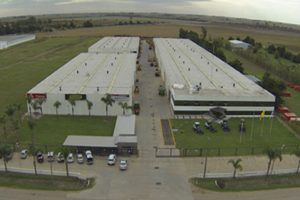 Planta industrial DHM Industria