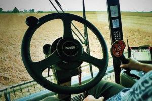 Plantium piloto con giro automático