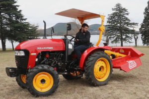 Tractor Roland H025
