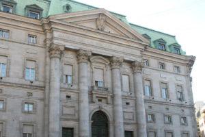 Casa central del Banco Nación