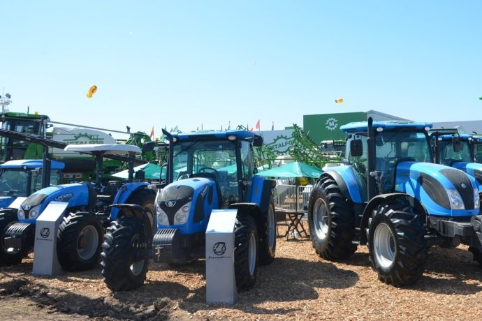 Tractores Landini de Metalfor
